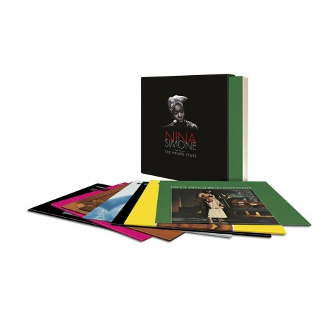 Nina Simone: The Philips Years (Limited Edition Box Set) - Plak
