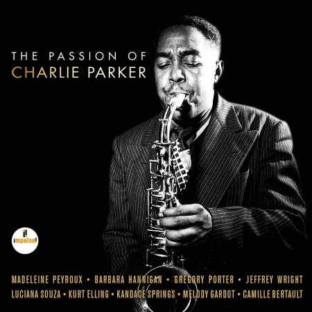 Çeşitli Sanatçılar: The Passion of Charlie Parker(Limited) - Plak