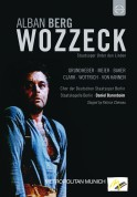 Mark Baker, Graham Clark, Franz Grundheber, Waltraud Meier, Staatskapelle Berlin, Daniel Barenboim: Berg: Wozzeck - DVD
