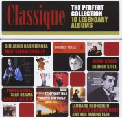 Çeşitli Sanatçılar: The Perfect Classical Collection - CD