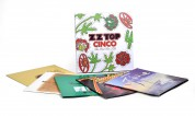 ZZ Top: Cinco: The First Five LP's - Plak