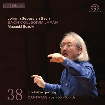 Bach Collegium Japan, Masaaki Suzuki: J.S. Bach: Cantatas, Vol. 38 - SACD