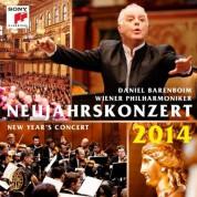 Daniel Barenboim, Wiener Philharmoniker: Neujahrskonzert 2014/New Year's Concer - Plak