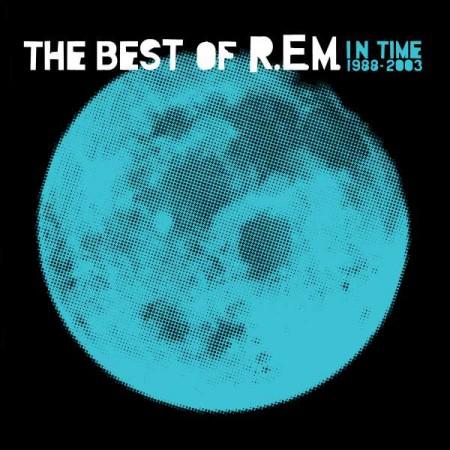 R.E.M.: In Time: A Collection Of R.E.M.'s Greatest Hits From 1988 To 2003 (Blue Vinyl) - Plak