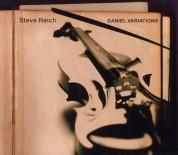 Alan Pierson, Los Angeles Master Chorale, London Sinfonietta, Grant Gershon: Steve Reich: Daniel Variations - CD