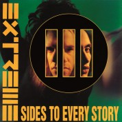 Extreme: III Sides To Every Story - Plak
