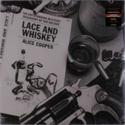 Alice Cooper: Lace And Whiskey (Limited Edition - Wheskey Brown Vinyl) - Plak