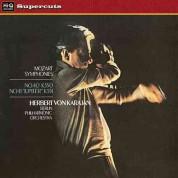 Herbert von Karajan, Berlin Philharmonic Orchestra: Mozart: Symphony No. 40, No. 41 - Plak