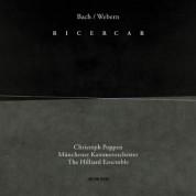 The Hilliard Ensemble, Münchener Kammerorchester, Christoph Poppen: Ricercar - CD