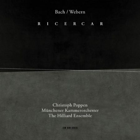 The Hilliard Ensemble, Münchener Kammerorchester, Christoph Poppen: Ricercar - CD