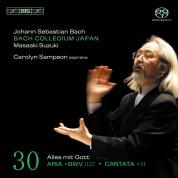 Bach Collegium Japan, Masaaki Suzuki: J.S. Bach: Cantatas, Vol. 30: Aria - SACD