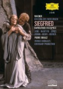 Manfred Jung, Donald McIntyre, Gwyneth Jones, Heinz Zednik, Hermann Becht, Fritz Hübner, Pierre Boulez, Orchester der Bayreuther Festspiele: Wagner: Siegfried - DVD