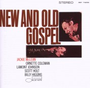 Jackie McLean, Ornetta Coleman, Lamont Johnson, Scott Holt, Billy Higgins: New and Old Gospel - CD