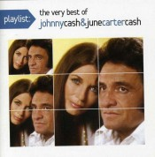 Johnny Cash, June Carter Cash: Playlist: The Very Best Of - CD