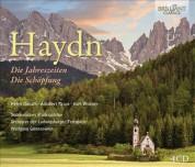 Süddeutsches Madrigalchor, Orchester der Ludwigsburger Festspiele, Wolfgang Gönnenwein: Haydn: Die Jahreszeiten, Die Schopfung - CD