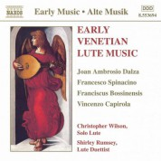 Early Venetian Lute Music - CD
