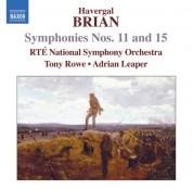 Adrian Leaper: Brian: Symphonies Nos. 11 & 15 - CD