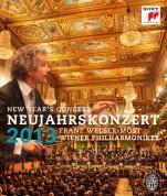 Franz Welser-Möst, Wiener Philharmoniker: 2013 New Year's Concert - BluRay
