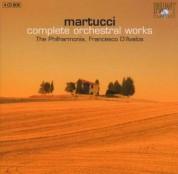 George Ives, James Clark, Francesco Caramiello, Francesco d'Avalos, Philharmonia Orchestra: Martucci: Complete Orchestral Works - CD