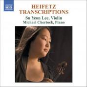 Heifetz: Transcriptions for Violin and Piano - CD