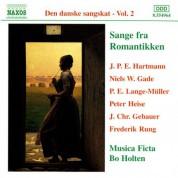 Bo Holten, Musica Ficta: Den danske sangskat, Vol. 2 - Sange dra Romantikken - CD