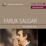 Faruk Salgar: TRT Arşiv Serisi 41 - Solo Albümler Serisi - CD