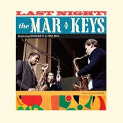 The Mar-Keys: Last Night! +2 Bonus Tracks - Plak