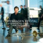 Stefan Schulz, Saori Tomidokoro: Stefan Schulz - Copenhagen Recital - CD
