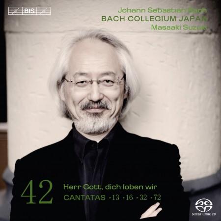 Bach Collegium Japan, Masaaki Suzuki: J.S. Bach: Cantatas, Vol. 42 - SACD