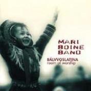 Mari Boine: Balvvoslatjna  Room Of Worship - CD