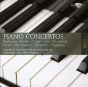 Piano Concertos - CD