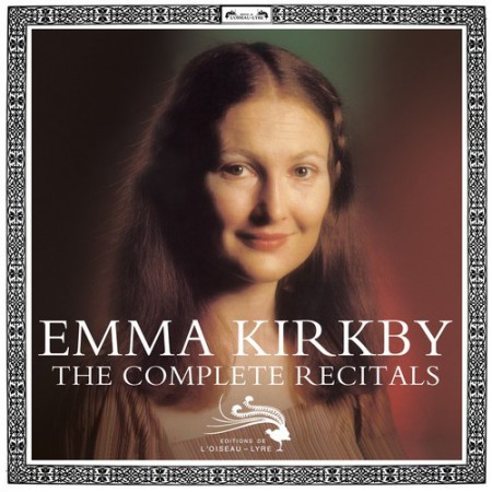 Emma Kirkby, Academy of Ancient Music, Christopher Hogwood: Emma Kirkby - The Complete Recitals - CD