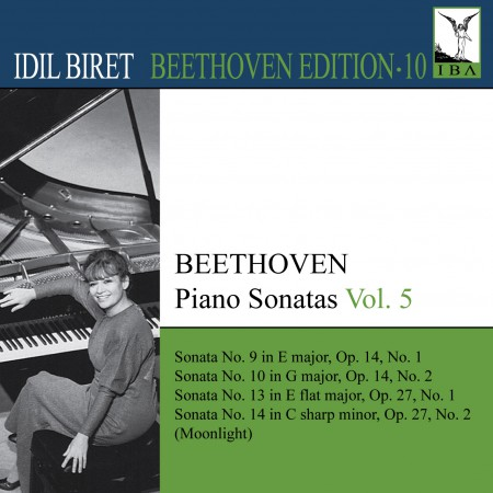 İdil Biret: Beethoven: Piano Sonatas, Vol. 5 - CD