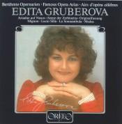 Edita Gruberova: Beruhmte Opernarien - Plak