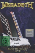 Megadeth: Rust In Peace Live - DVD