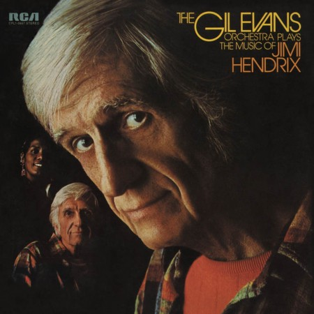 The Gil Evans Orchestra: Plays the Music Of Jimi Hendrix - CD