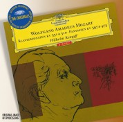 Wilhelm Kempff: Mozart: Piano Sonatas Kv 310 + 331 - CD