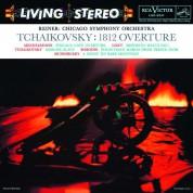 Chicago Symphony Orchestra, Fritz Reiner: Tchaikovsky: 1812 Overtüre - CD