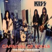 Kiss: Carnival Of Souls - Plak