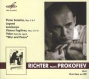 Sviatoslav Richter - Plays Prokofiev - CD