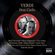 Gabriele Santini: Verdi: Don Carlo (Christoff, Filippeschi, Gobbi) (1954) - CD