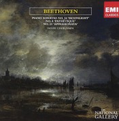 Daniel Chorzempa: Beethoven: Piano Sonatas - CD