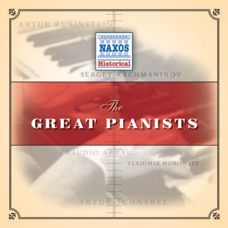 Great Pianists (1926-1945) - CD