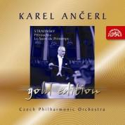 Czech Philharmonic Orchestra, Karel Ancerl: Stravinsky: Petrushka, Le Sacre du Printemps - CD