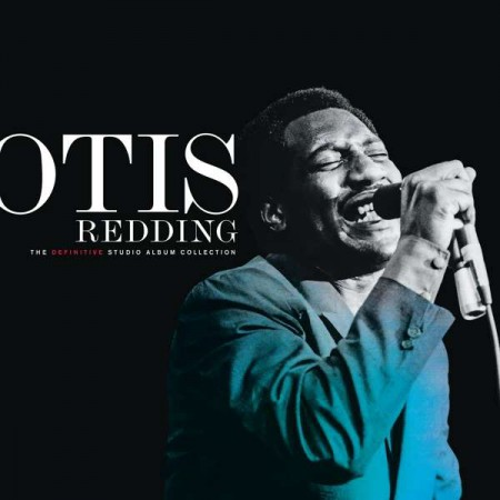 Otis Redding: The Definitive Studio Album Collection (Mono) - Plak