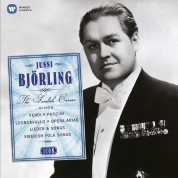 Jussi Björling - The Swedish Caruso - CD