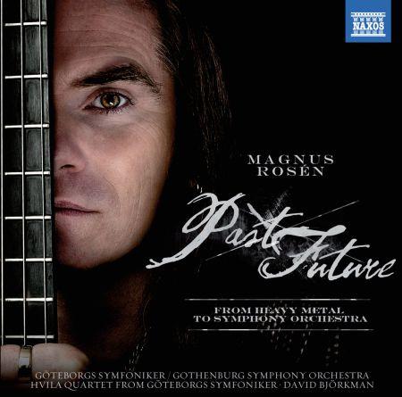 Magnus Rosén: Past Future - CD