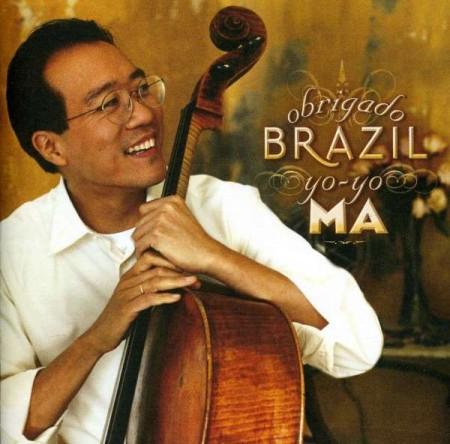 Yo-Yo Ma: Obrigado Brazil - CD