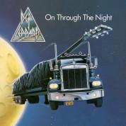 Def Leppard: On Through the Night - Plak