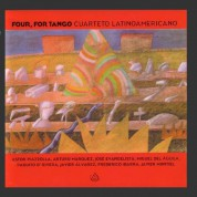 Cuarteto Latinoamericano: Four, For Tango - CD